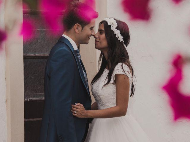 La boda de Josué y Melissa en Huelva, Huelva 36