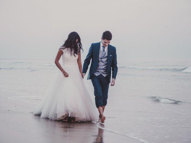 La boda de Josué y Melissa en Huelva, Huelva 37