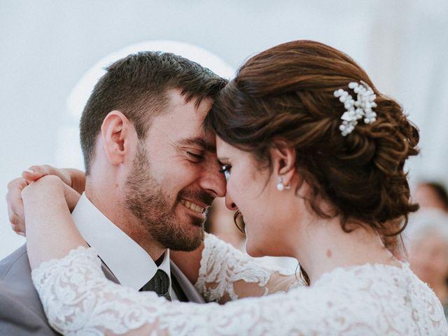 La boda de Rafa y Lidia en Alora, Málaga 1