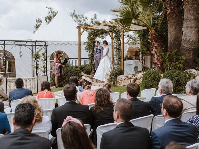 La boda de Rafa y Lidia en Alora, Málaga 2