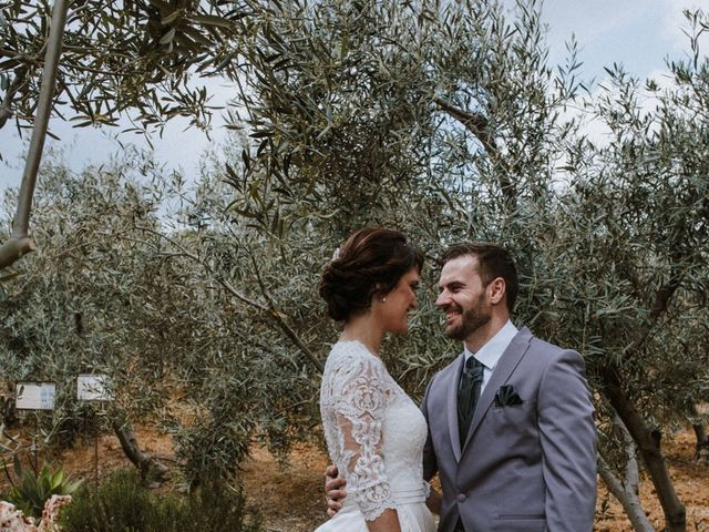 La boda de Rafa y Lidia en Alora, Málaga 8