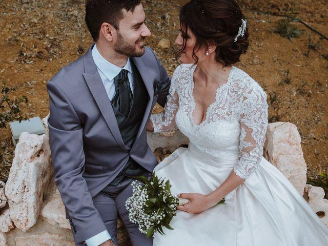 La boda de Rafa y Lidia en Alora, Málaga 9