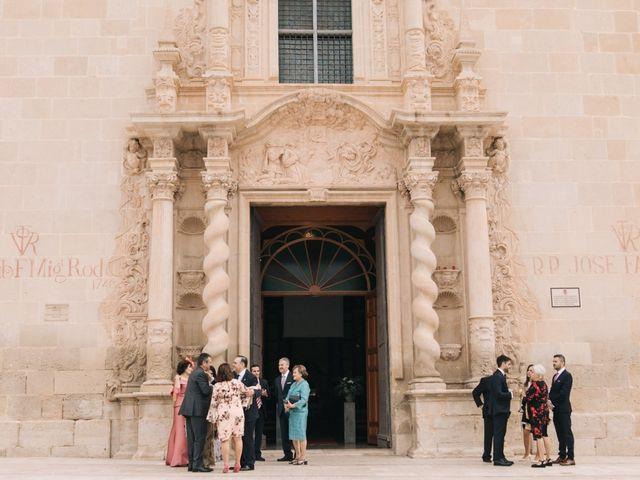 La boda de Antonio y Rocío en Mutxamel, Alicante 22