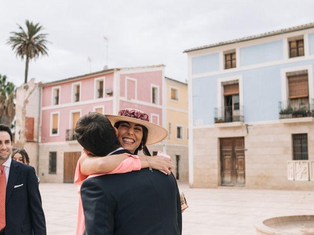 La boda de Antonio y Rocío en Mutxamel, Alicante 23