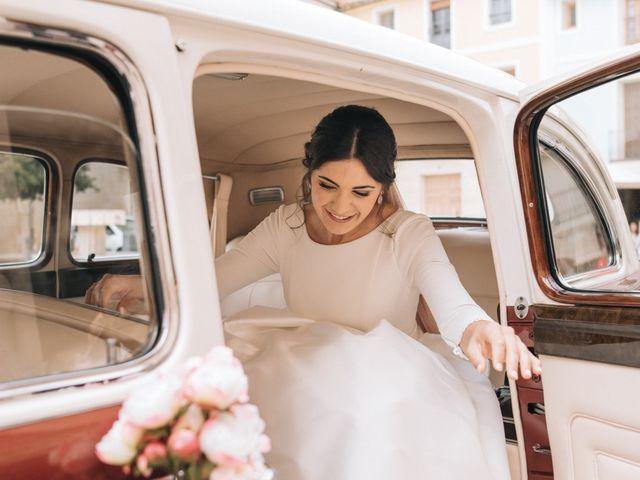 La boda de Antonio y Rocío en Mutxamel, Alicante 35