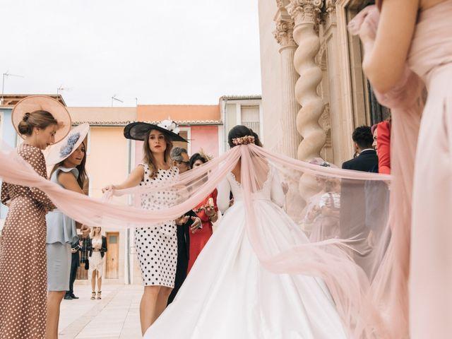 La boda de Antonio y Rocío en Mutxamel, Alicante 37