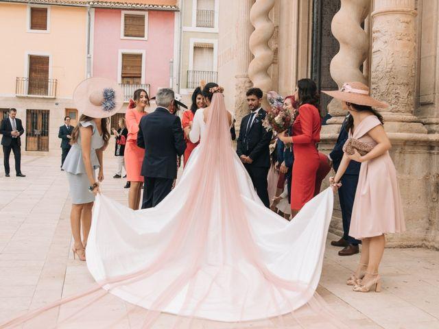 La boda de Antonio y Rocío en Mutxamel, Alicante 38