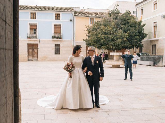 La boda de Antonio y Rocío en Mutxamel, Alicante 39