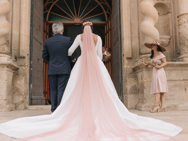 La boda de Antonio y Rocío en Mutxamel, Alicante 40