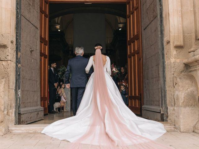 La boda de Antonio y Rocío en Mutxamel, Alicante 42
