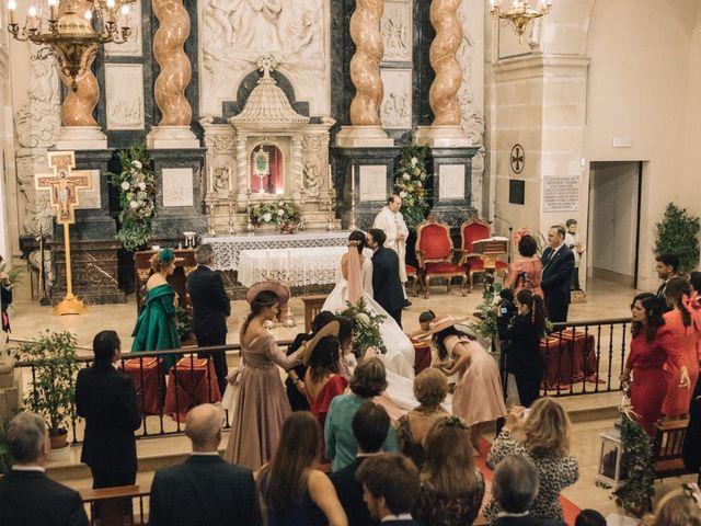La boda de Antonio y Rocío en Mutxamel, Alicante 45