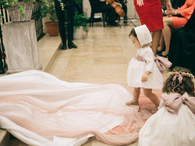 La boda de Antonio y Rocío en Mutxamel, Alicante 47