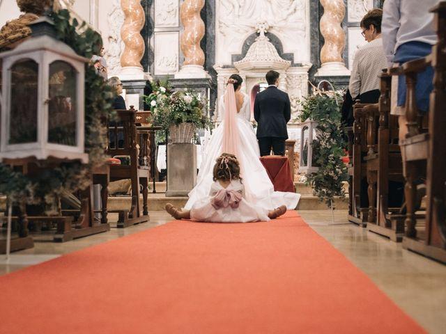 La boda de Antonio y Rocío en Mutxamel, Alicante 50