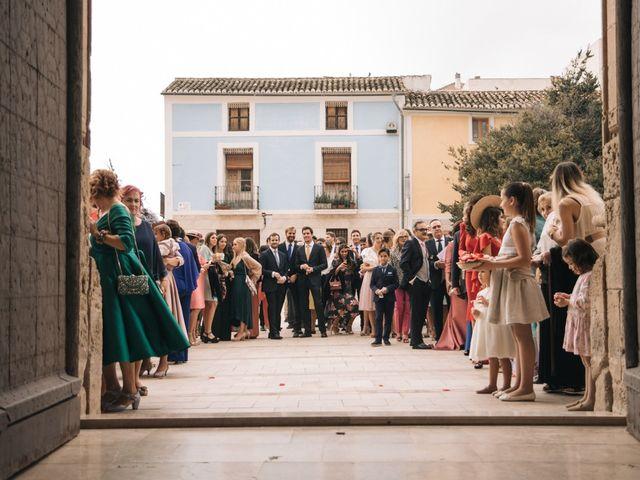 La boda de Antonio y Rocío en Mutxamel, Alicante 51