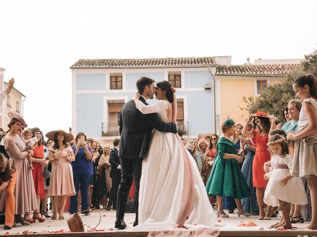 La boda de Antonio y Rocío en Mutxamel, Alicante 54