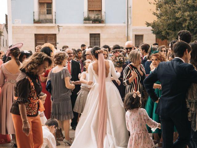 La boda de Antonio y Rocío en Mutxamel, Alicante 55
