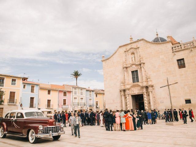 La boda de Antonio y Rocío en Mutxamel, Alicante 58