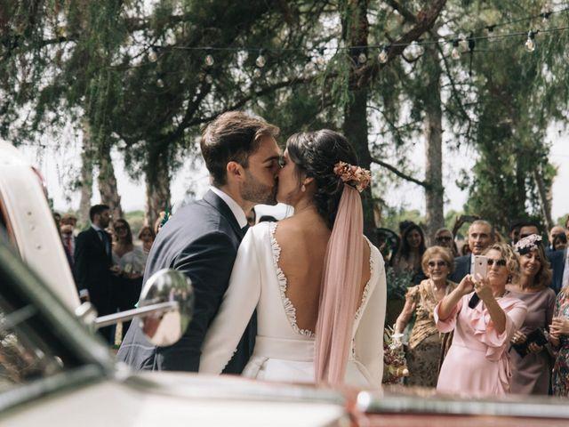 La boda de Antonio y Rocío en Mutxamel, Alicante 79