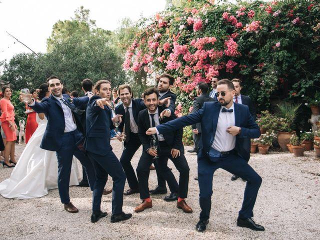 La boda de Antonio y Rocío en Mutxamel, Alicante 96
