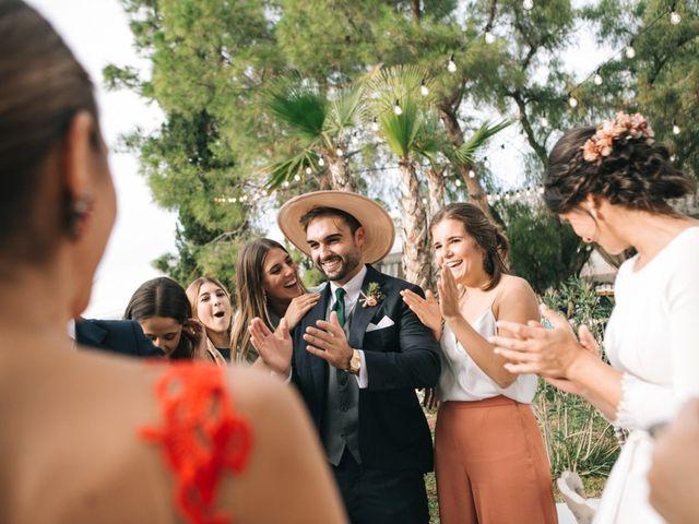 La boda de Antonio y Rocío en Mutxamel, Alicante 107