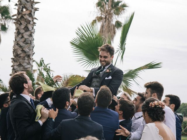 La boda de Antonio y Rocío en Mutxamel, Alicante 109