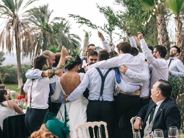 La boda de Antonio y Rocío en Mutxamel, Alicante 110
