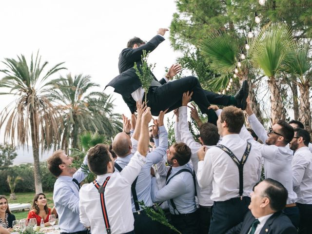 La boda de Antonio y Rocío en Mutxamel, Alicante 111