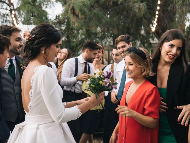 La boda de Antonio y Rocío en Mutxamel, Alicante 112