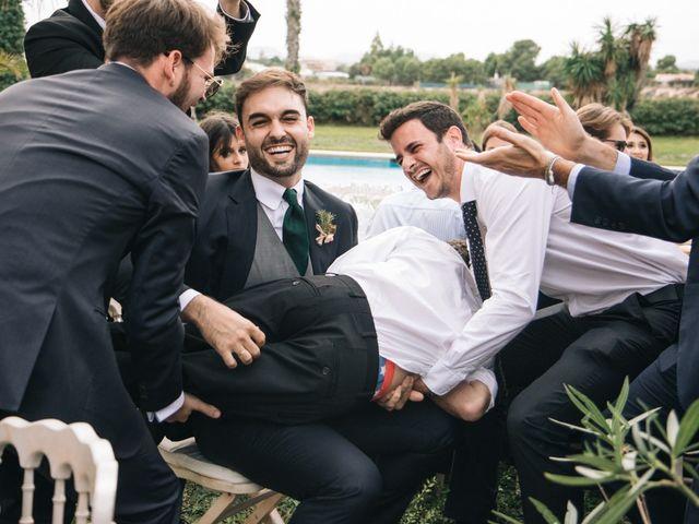 La boda de Antonio y Rocío en Mutxamel, Alicante 115