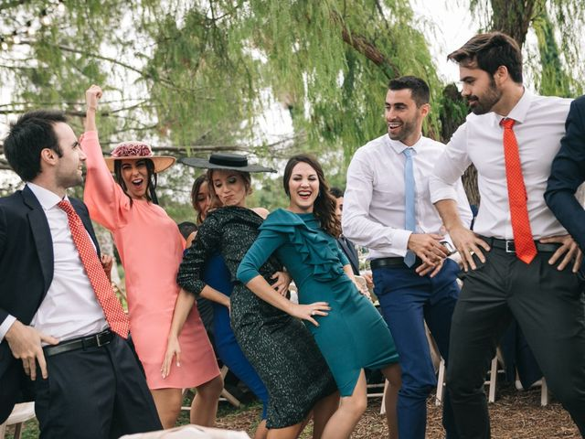 La boda de Antonio y Rocío en Mutxamel, Alicante 117
