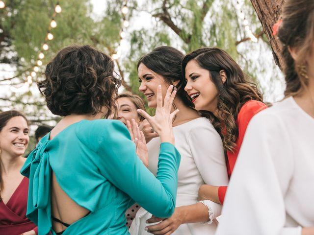 La boda de Antonio y Rocío en Mutxamel, Alicante 119