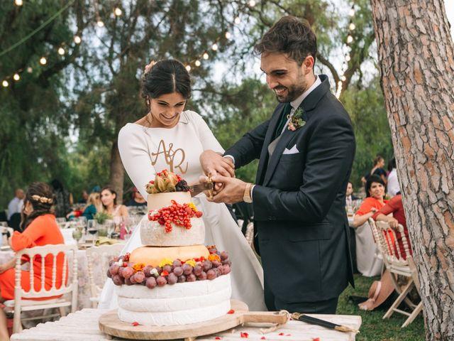 La boda de Antonio y Rocío en Mutxamel, Alicante 121