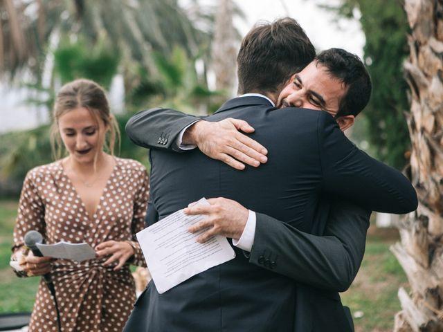La boda de Antonio y Rocío en Mutxamel, Alicante 123