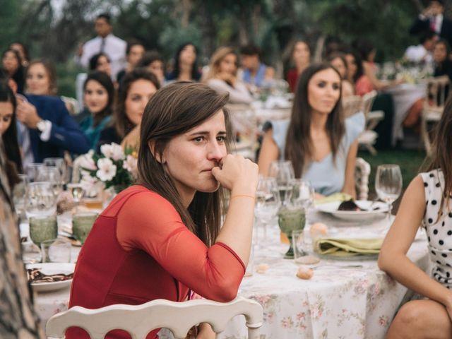 La boda de Antonio y Rocío en Mutxamel, Alicante 125