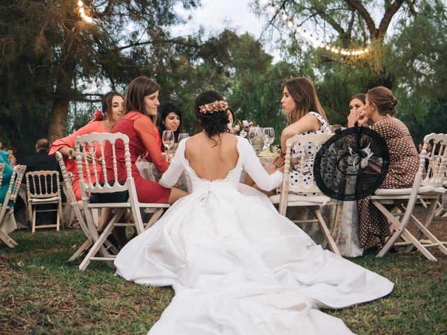 La boda de Antonio y Rocío en Mutxamel, Alicante 130