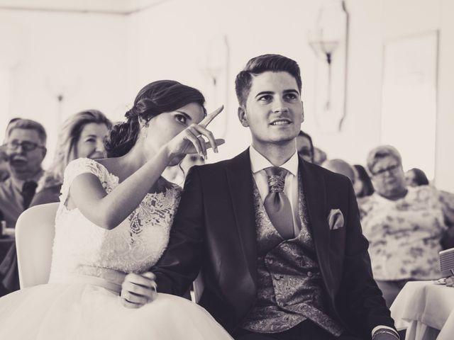La boda de Josué y Melissa en Huelva, Huelva 38