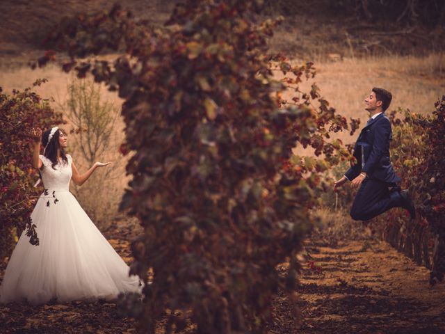La boda de Josué y Melissa en Huelva, Huelva 41