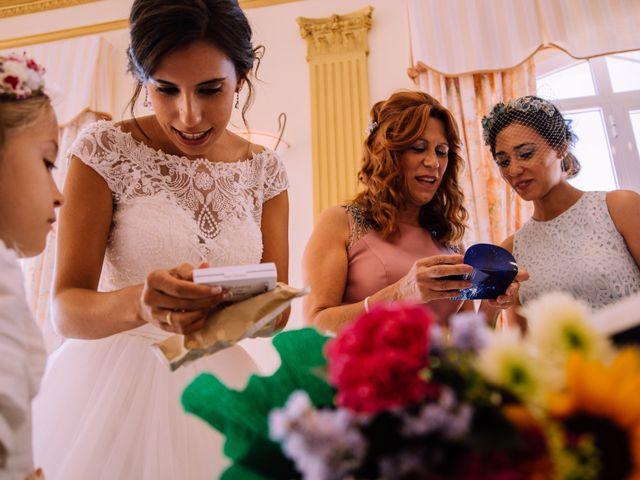 La boda de Josué y Melissa en Huelva, Huelva 44