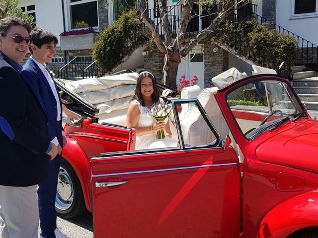 La boda de Santi y Antia en Viveiro (Casco Urbano), Lugo 1