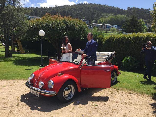 La boda de Santi y Antia en Viveiro (Casco Urbano), Lugo 5