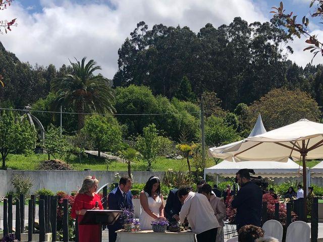 La boda de Santi y Antia en Viveiro (Casco Urbano), Lugo 9