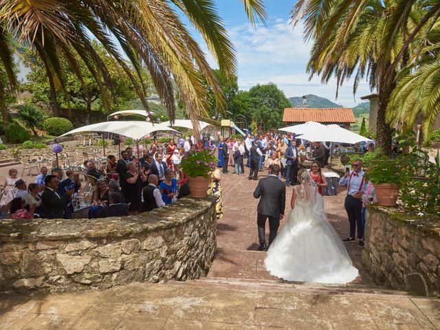 La boda de Alejandro y Aurora en Celis, Cantabria 7