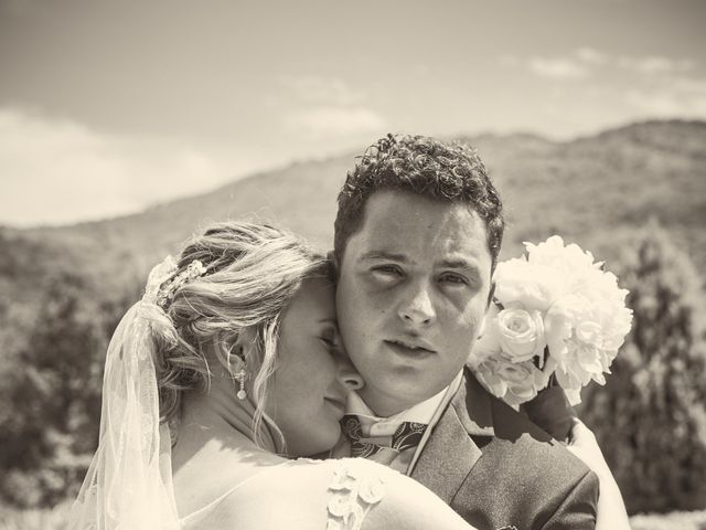 La boda de Alejandro y Aurora en Celis, Cantabria 15
