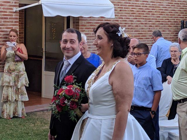 La boda de Esther y Emilio