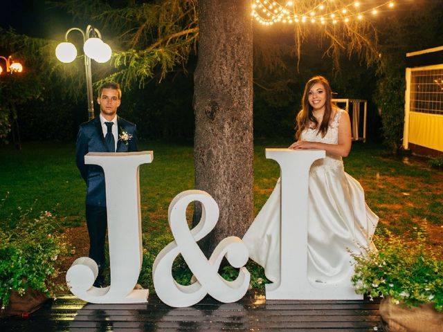 La boda de Lydia y Joel