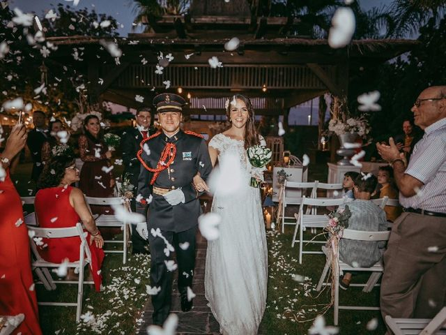 La boda de Sergio y Vanessa en Torre Del Mar, Málaga 3