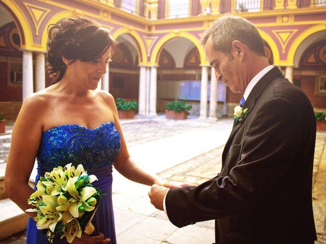 La boda de Luis y Ana en Huelva, Huelva 1