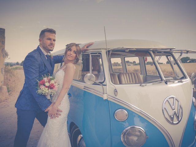 La boda de Ibet y Jose