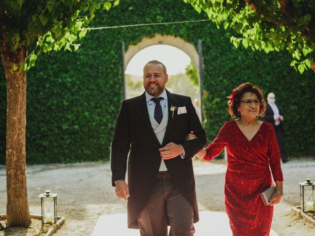 La boda de Eli y Paco en Cáceres, Cáceres 16