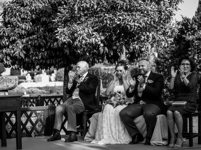 La boda de Eli y Paco en Cáceres, Cáceres 25